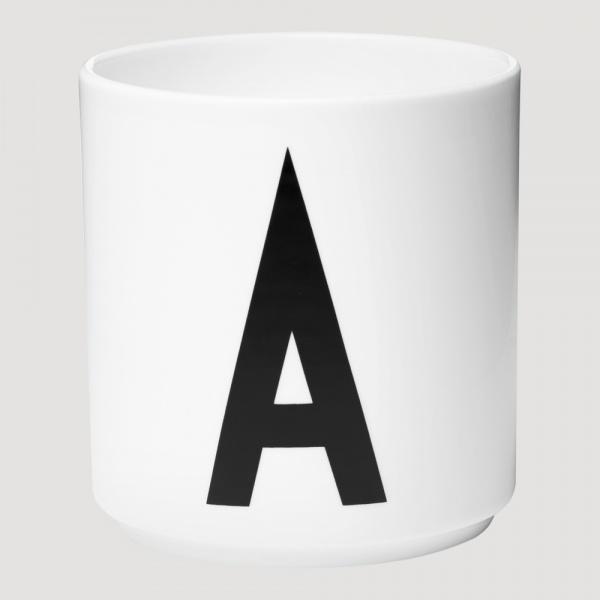 Modish Arne Jacobsen Porselen Krus - Hviit.no SY-03
