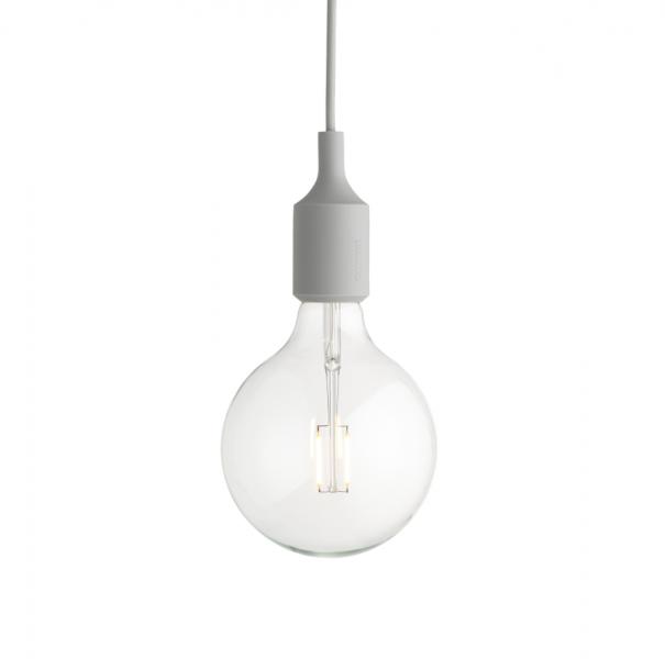 Bilde av E27 lampe LED Lysegrå Muuto