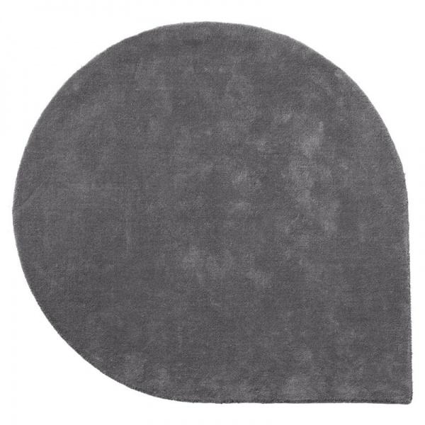 Bilde av Stilla Teppe Dark Grey 130 Cm