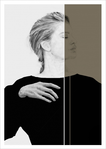 Bilde av Poster Apart 50 x 70