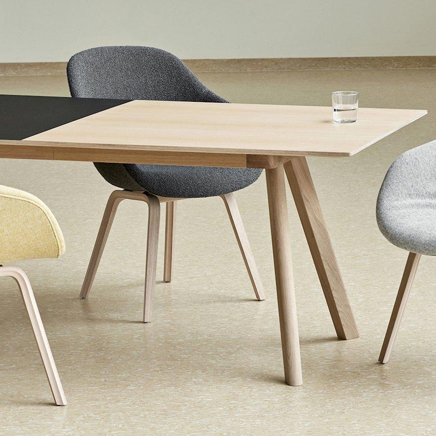 CPH 30 uttrekkbart spisebord 250 cm Hviit.no