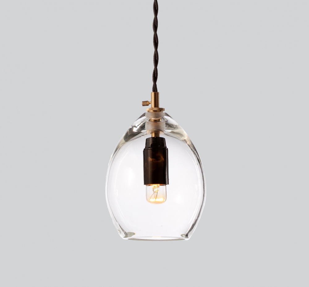 Bilde av Unika Taklampe Transparent - Small
