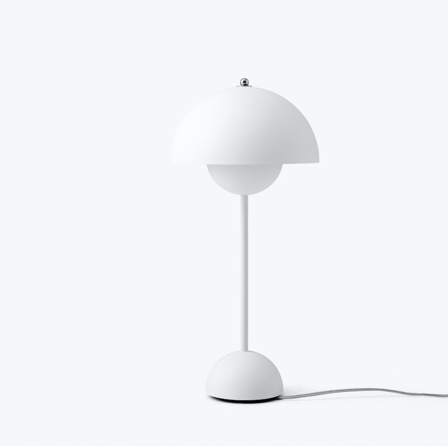 &tradition Flowerpot VP3 bordlampe Hvit Fri frakt!