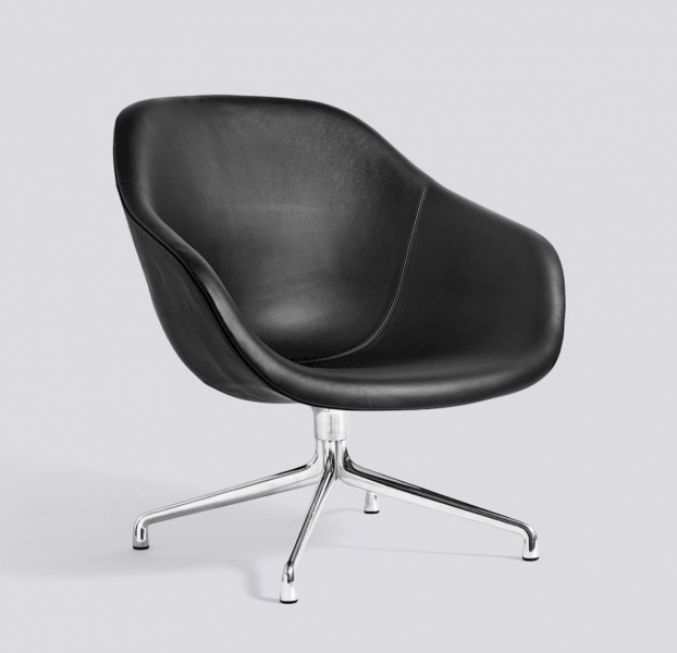 Bilde av AAL 81 About A Lounge Chair Black Sierra