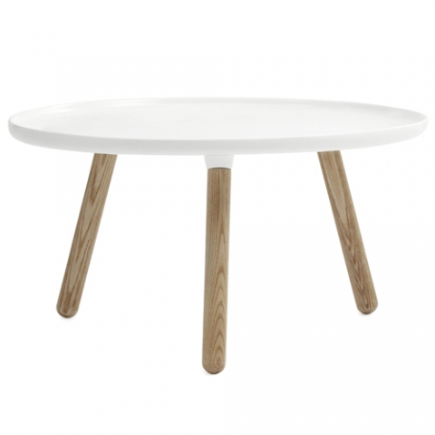 design bord Tablo Bord Large Hvit , sofabord , sofa bord , bord , normann  design bord