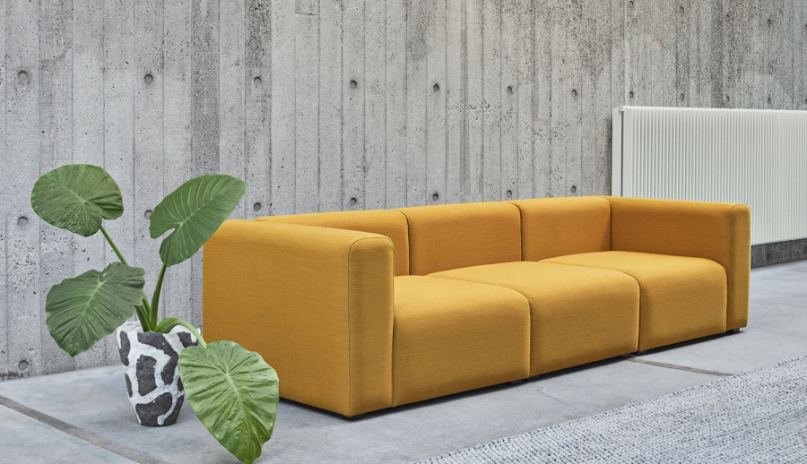 hackney sofa hay. Black Bedroom Furniture Sets. Home Design Ideas