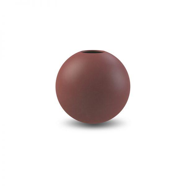 Bilde av Cooee Ball Vase Plomme 10 cm
