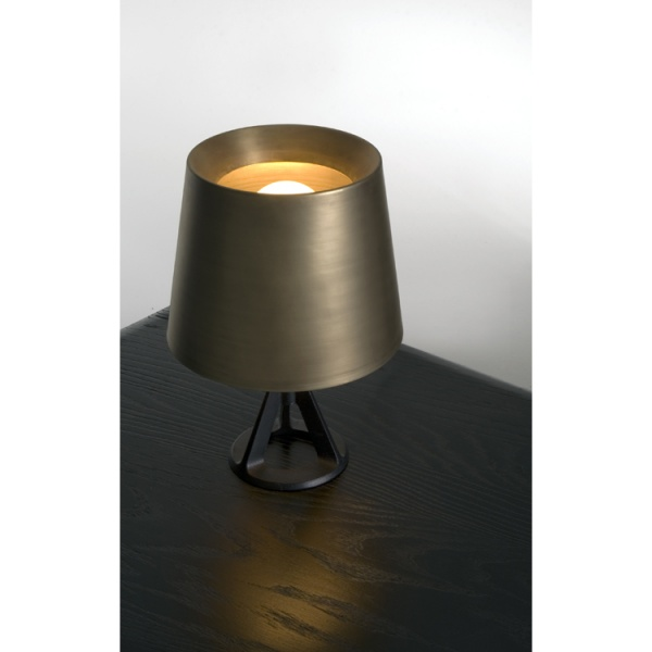 Tom Dixon Bell Table Light Hviit.no