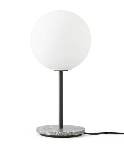 Bilde av TR Bulb ? Table Lamp Menu Grey Marble