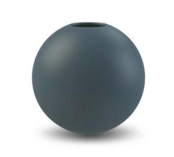 Bilde av Cooee Ball Vase Midnattsblå 20 cm