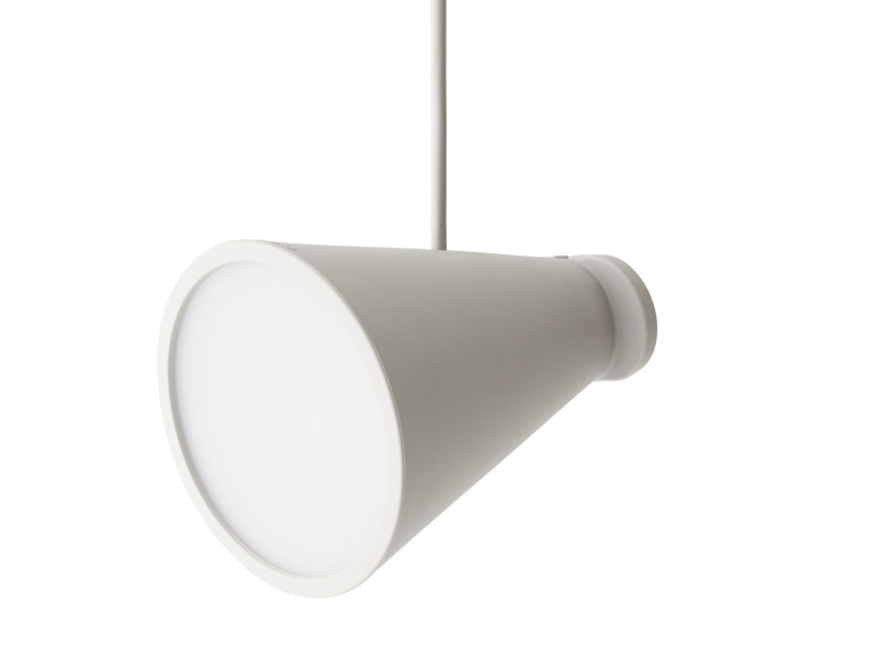 Bilde av Bollard lampe Ash Grey Menu