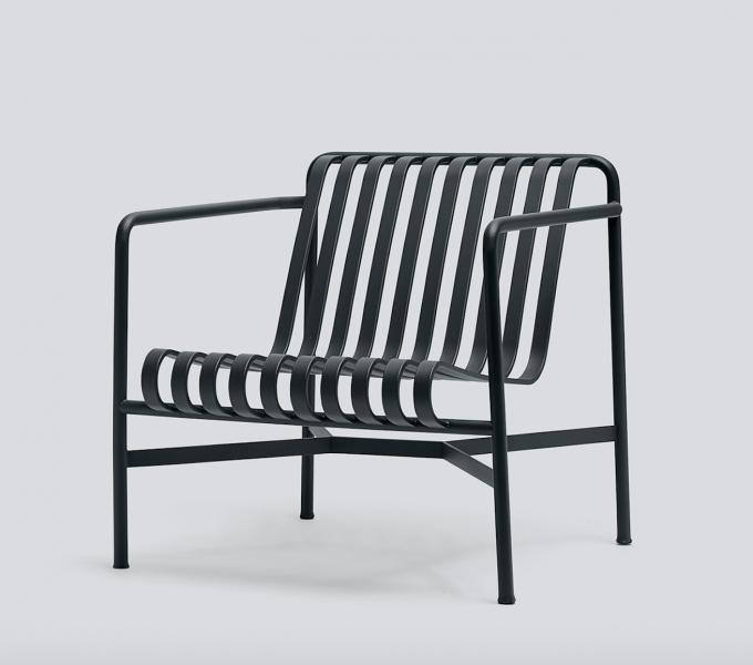 Bilde av Palissade Lounge Chair Low Anthracite