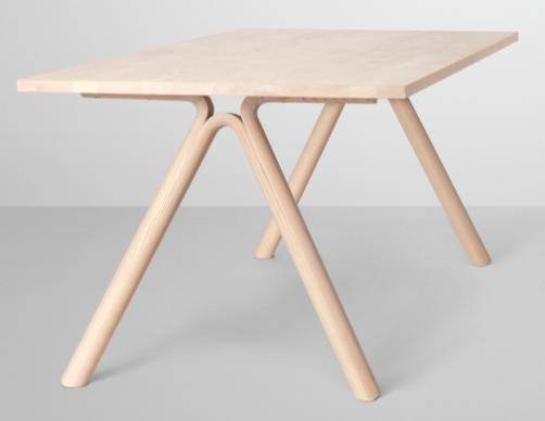 Stilig Split Table Muuto , Muuto , bord spisebord , dansk design , - Hviit.no RG-12